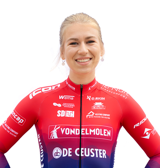 cx renster Mirthe Van Den Brande